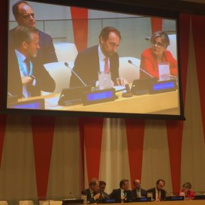 CTI supports OHCHR and Anti-Torture Initiative high-level event at UNGA72