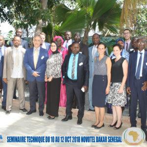 Atelier de la CTI sur la rédaction de lois contre la torture à destination d'États africains francophones
