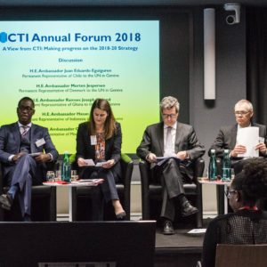 CTI Annual Forum 2018: What next in tackling torture and ill-treatment?
