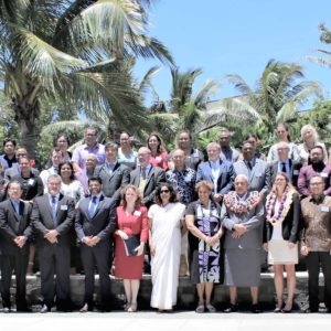 CTI high-level seminar: Ratification and implementation of UNCAT in the Pacific