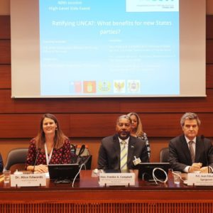 Ratifying UNCAT: What benefits for new States parties?