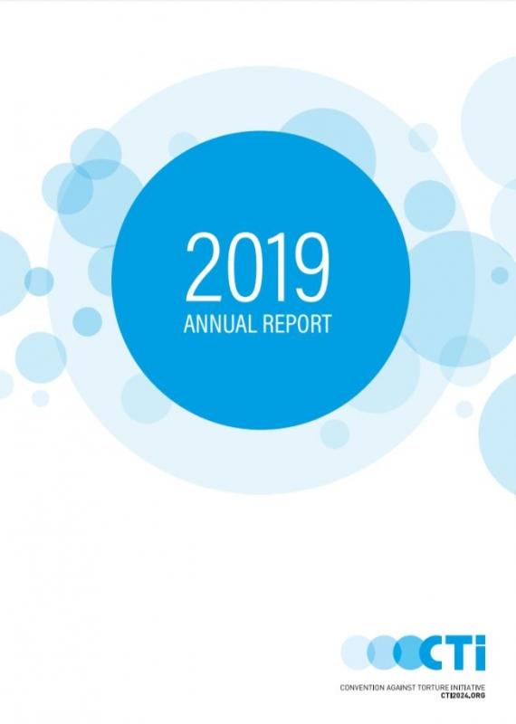 Convention Against Torture Initiative - 2019 Annual Report