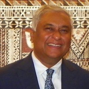 H.E Mr. Satyendra Prasad