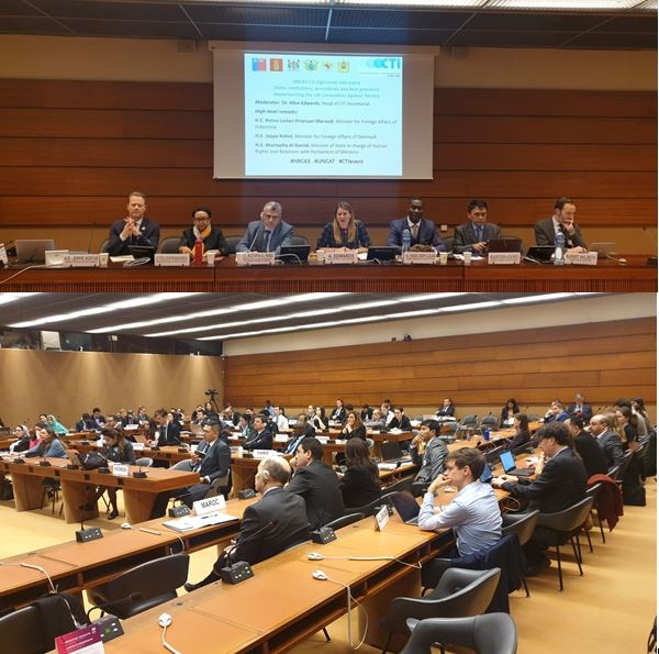 HRC43- States express solidarity against torture