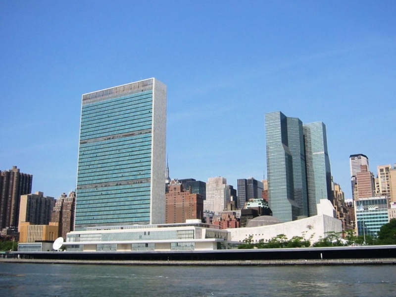 The United Nations Office of Legal Affairs (OLA) in New York
