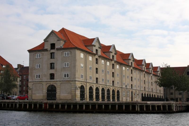 Eigtveds Pakhus, Copenhagen