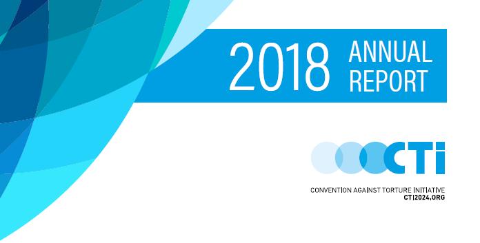 CTI's 2018 Annual Report