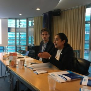 CTI briefs SIDS and LDC delegates in Geneva