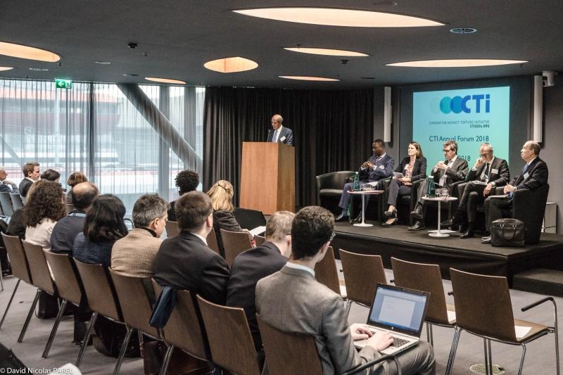CTI fifth annual held in Geneva on 29 November in Geneva