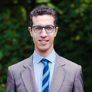 CTI Secretariat Adviser Othman Boucetta