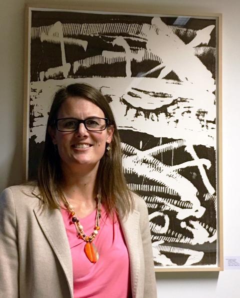 Dr. Alice Edwards, Head of the CTI Secretariat.