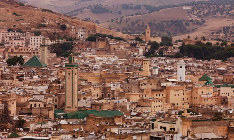 Hes, Morocco