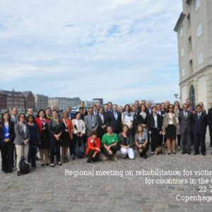Rehabilitation for victims of torture in OSCE participating States
